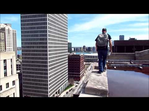 Detroit Stories: Day Adventure at the Free Press Building