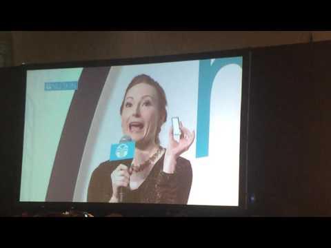 Helen Knagg April 2016 POM Convention Centre Hong Kong