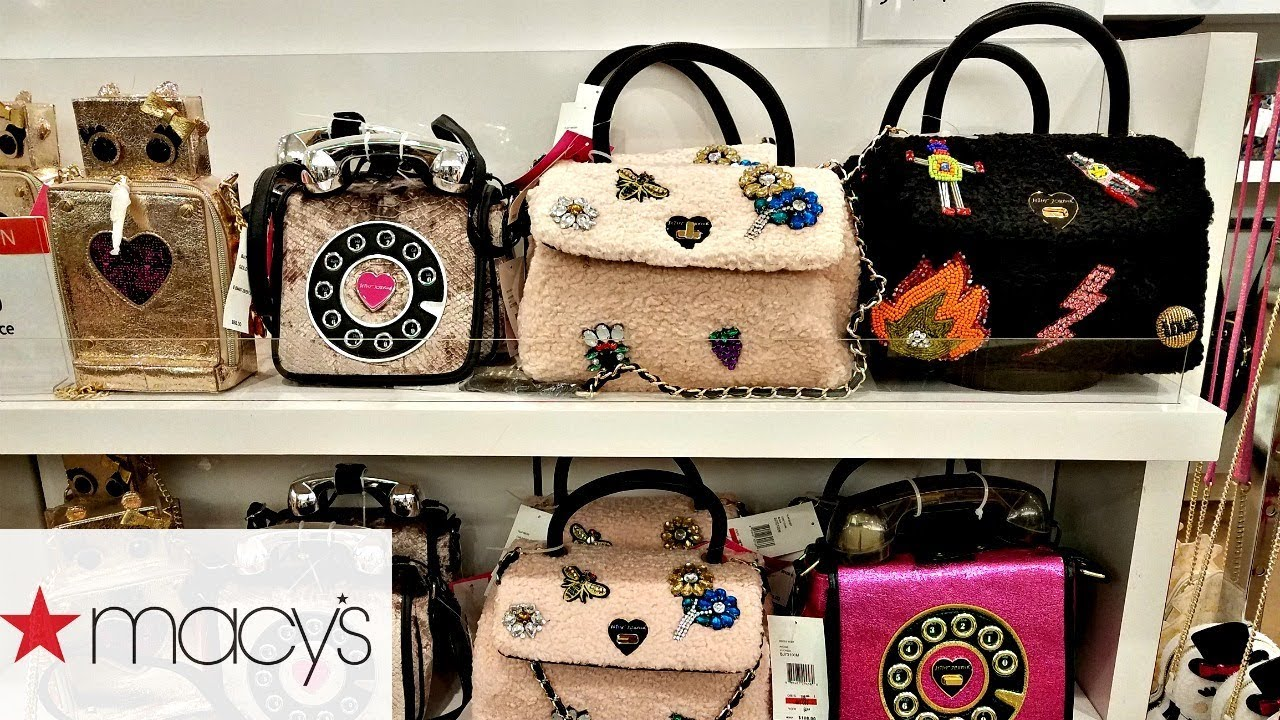 Handbags Dooney Bourke Betsey Johnson