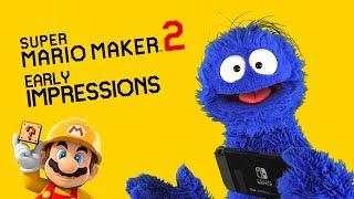 Super Mario Maker 2 | Early Impressions