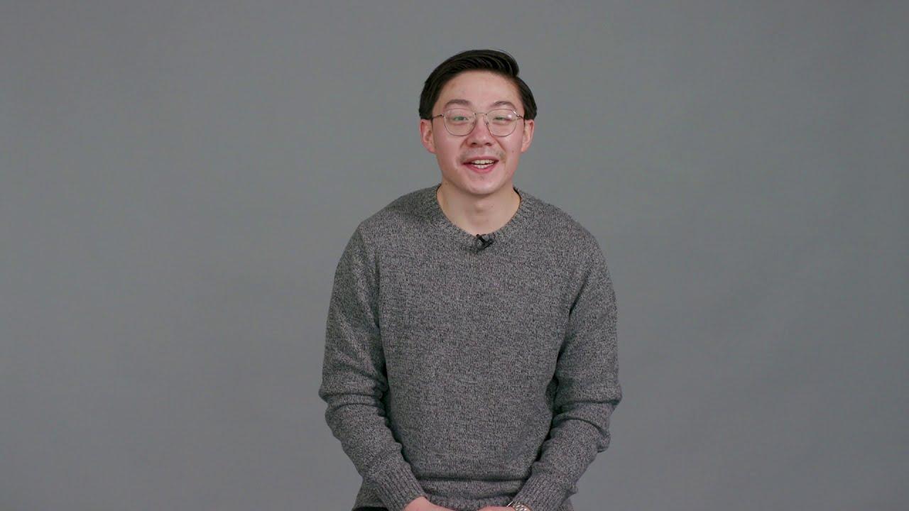 Video thumbnail for Lyon Tsang - Rising Star Award
