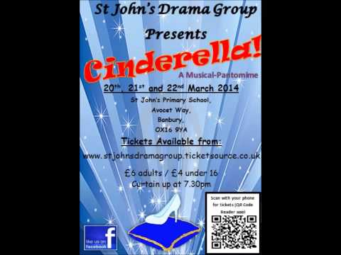 St John's Drama Group presents Cinderella - Interview on Radio Horton