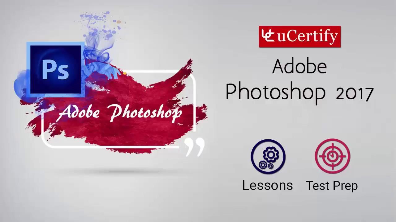 adobe certification training photoshop