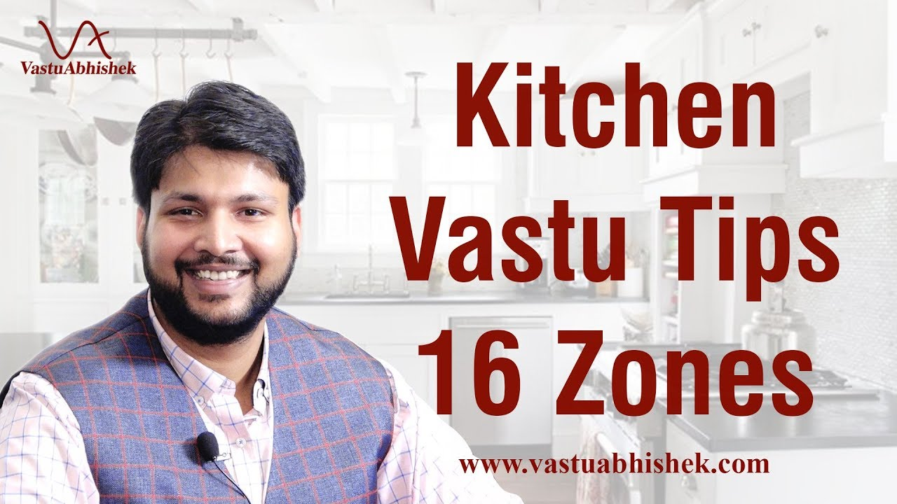 Vastu Remedy for Kitchen in 16 Directions without Demolitions - YouTube