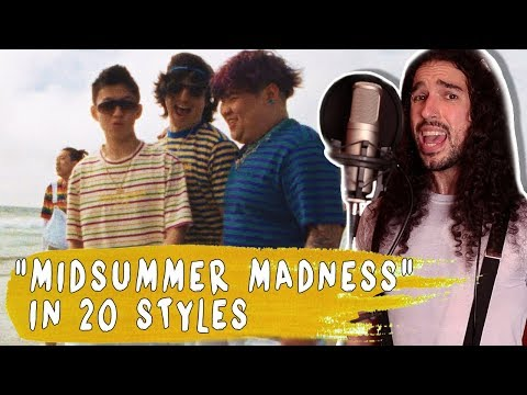 88RISING - Midsummer Madness in 20 Styles