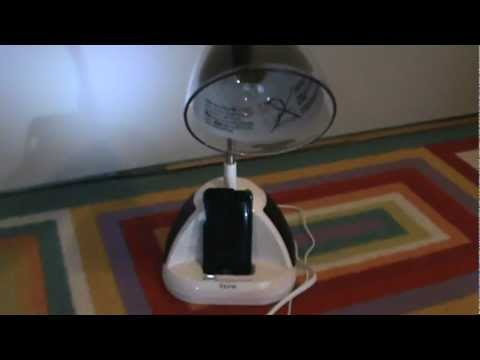 APPLE IHome Lamp HL30 Review