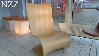 Holz in Wohnform - Dokumentation von NZZ Format 2007