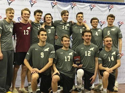 UW - La Crosse Men's Volleyball - NCVF Nationals 2019