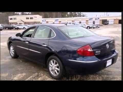 2007 Buick Lacrosse Cx 38l V6 Abs Traction Control Youtube