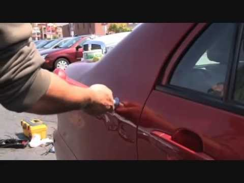 Pdrplus Paintless Dent Repair Youtube