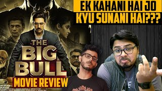 The Big Bull Movie Review | Carryminati |Abhishek Bachchan | Ajay Devgan | Yogi Bolta hai