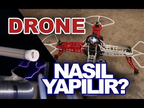 TÜRK İŞİ 12. Bölüm - Drone (Quadcopter) (w/t ENGLISH SUBTITLES)