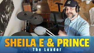 Sheila E & Prince - The Leader - Drum Cover