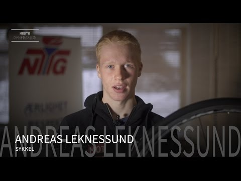 Andreas Leknessund - Sykkel