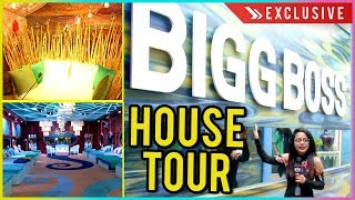 Bigg Boss Season 12 HOUSE TOUR | EXCLUSIVE | TellyMasala