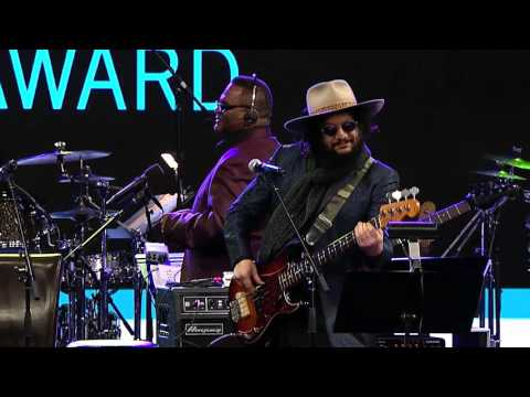 Don Was performs Play it Back at the 2016 NAMM TEC Awards.
