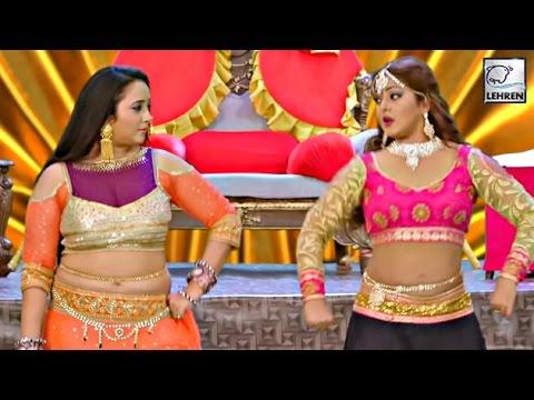'रंगीला' में रानी चटर्जी और अंजना सिंह की नोक -झोक | Pradeep Pandey Chintu | Lehren Bhojpuri thumbnail