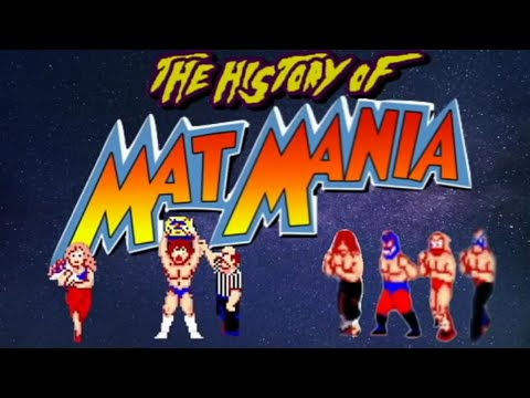 The History Of Mat Mania – Arcade Documentary Re-upload