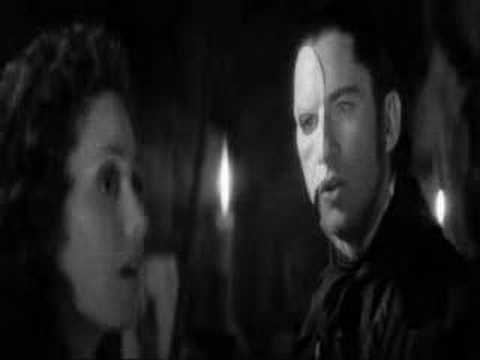 Phantom Of The Opera Music Video - Love Changes Everything