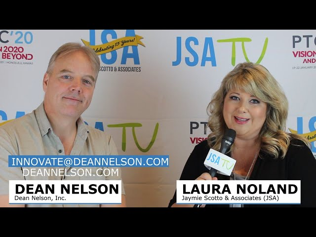 PTC'20: Dean Nelson on Software-Defined Data Centers of the Future