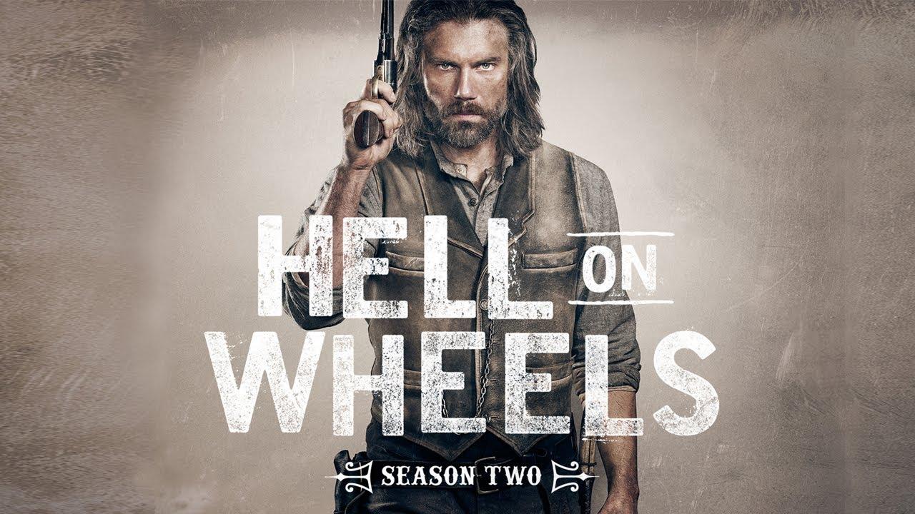Hell On Wheels Deutsch