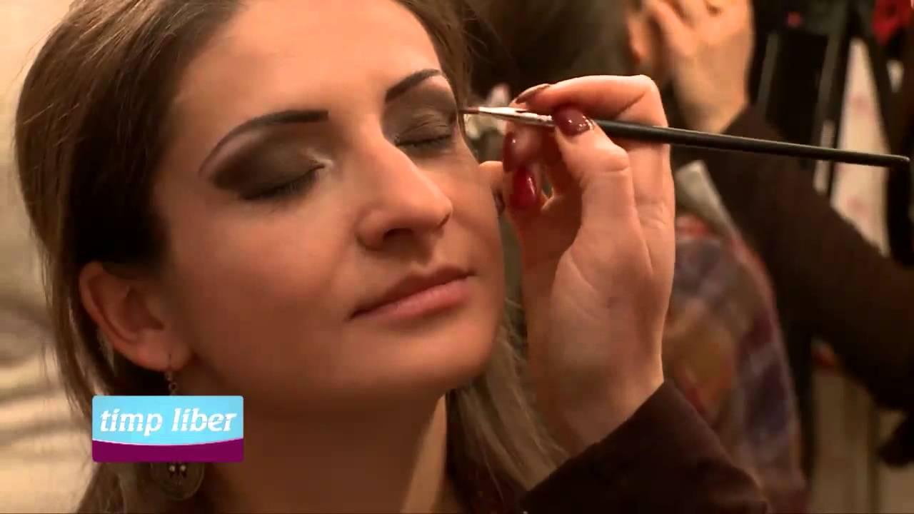 Curs Make Up 1 Estetika Profesional Oradea Youtube