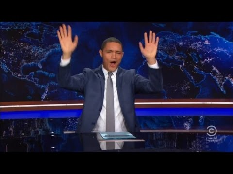 Trevor Noah Gets Mixed Reviews for 'Daily Show' Debut ...  Trevor Noah Get...