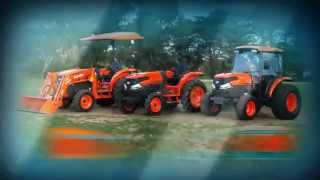 Kubota's M40 Series Tractors Machinery Trader