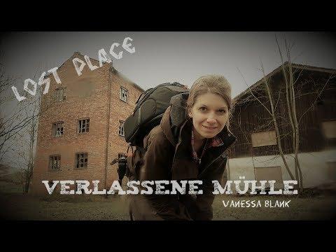 Lost Place - Zeitreise: Verlassene Mühle - Viagra, Ratten und geheime Fotokammer- Vanessa Blank - 4K