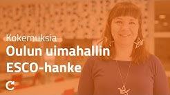 Kokemuksia Oulun uimahallin ESCO-hankkeesta