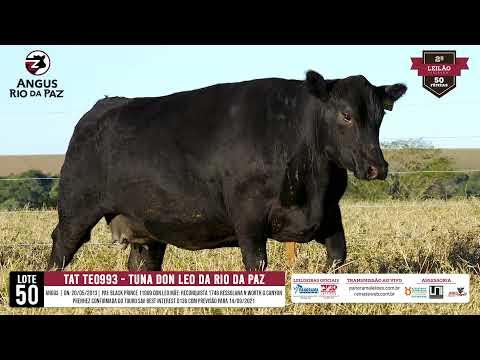 LOTE 50 TE0993 TUNA DON LEO DA RIO DA PAZ - Prod. Agência e TV El Campo