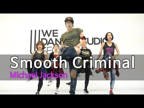 Smooth Criminal - Michael Jackson / Wook Choreography / Dance / Fitness / Wook's Zumba® Story thumbnail