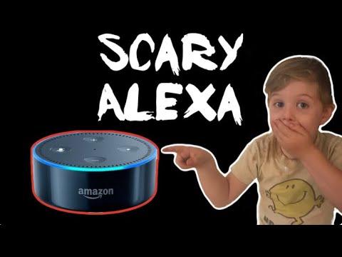 Scary Alexa