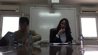 Cuộc họp cư dân 32T với CDT the golden An Khánh ngày 01/02/2018
