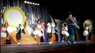 Mister Handsome 2008 / Musical Merengue Parte 1