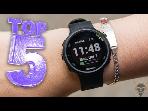 TOP 5 Best Garmin Smartwatch in 2020