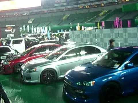 2011 fukuoka custom car show mitsubishi galant