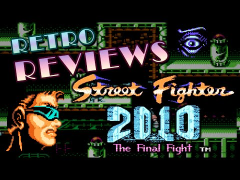 Retro Reviews - Street Fighter 2010: The Final Fight