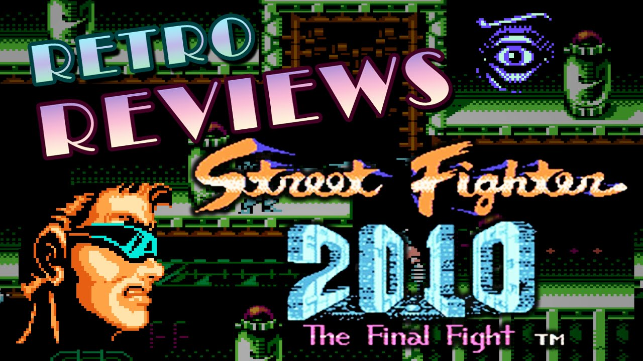 Retro Reviews Street Fighter 2010 The Final Fight Youtube