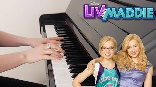 Better In Stereo - Liv and Maddie  (Dove Cameron) Piano Cover