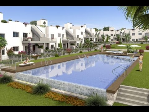 Torrevieja – Aguas Nuevas – 3 bedrooms Maisonette For Sale with pool - sunnyhomes4u.com