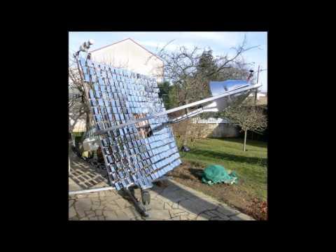 Dual energy SOLAR TRACKER IDCmem