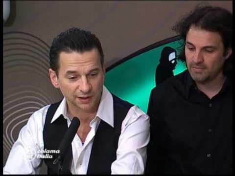 Depeche Mode ospiti a Deejay Chiama Italia (Radio Deejay)