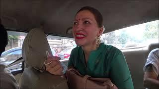 5. Татьяна и Раджу, международная семья из Калькутты. Индия.