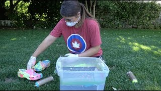 Download Hydro Dipping A Pair of Crocs Mp3 and Videos
