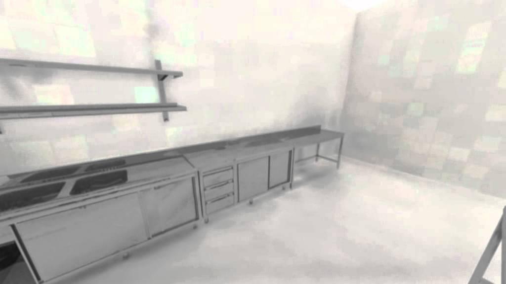 arredamento in acciao inox cucine professionali safir