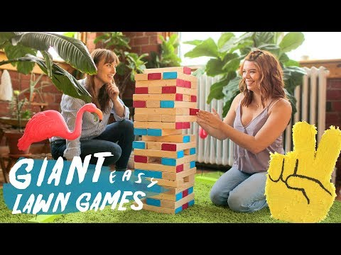 BACKYARD PARTY GAMES YOU CAN DIY