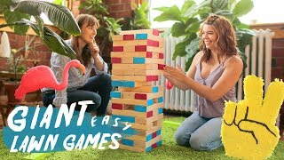 BACKYARD PARTY GAMES YOU CAN DIY