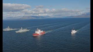 USAs 2.Flåde er tilbage