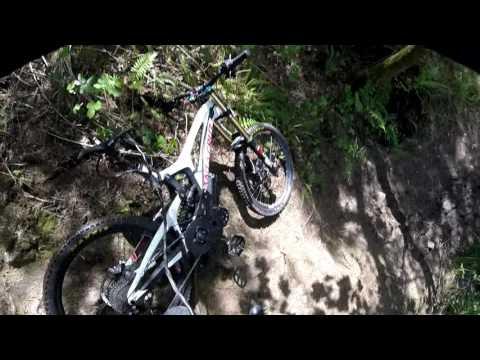 Santa Cruz V10cc with Ego-Kit 3400w clips